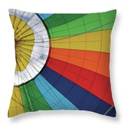 A Patch Of Sky Throw Pillow