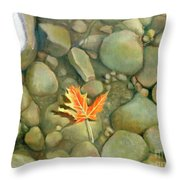 A Perfect Serenity Throw Pillow