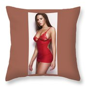 A Person To Shed Weight Throw Pillow