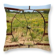A Picture Within A Picture Throw Pillow