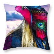 A Pirate's Life For Me Throw Pillow