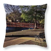 A Place For Day Dreaming Throw Pillow