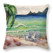 A Place For Dreamin' Throw Pillow