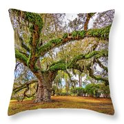 A Place For Dying  Throw Pillow