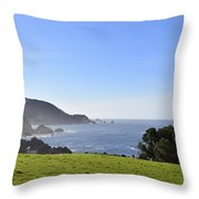 A Place I Dream Of Throw Pillow