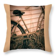A Place In Time Throw Pillow
