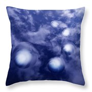 A Place Of Peace Throw Pillow