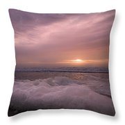 A Place To Ponder Throw Pillow