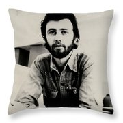 A Portrait Of The Artist As A Young Man Throw Pillow