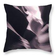 A Purple Dream Throw Pillow