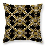 A Reach For The Stars Abstract Throw Pillow
