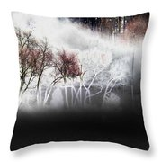 A Recurring Dream Throw Pillow