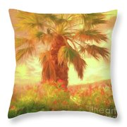 A Refreshing Change Of Scenery Throw Pillow