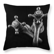 A Relationship Of Sorts Throw Pillow