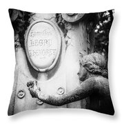 A Rose For The Offering. Throw Pillow
