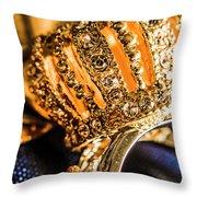 A Royal Engagement Throw Pillow