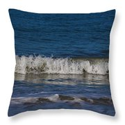 A Sea Of Delight Throw Pillow