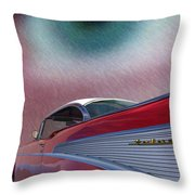 A Second Look Throw Pillow