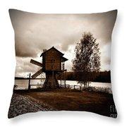 A Sense Of Peace Throw Pillow
