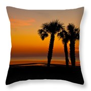 A Sense Of Place Throw Pillow