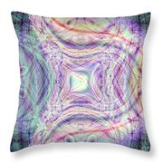 A Sign Of Life Throw Pillow
