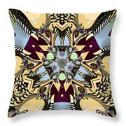 A Sign Of The Times Throw Pillow