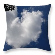 A Sign You Are Loved Throw Pillow