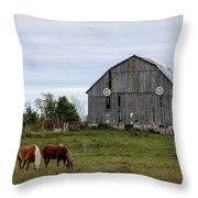 A Simple Story Throw Pillow