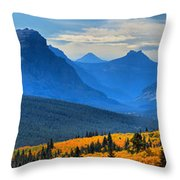 A Slice Of Autumn Throw Pillow