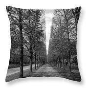 A Slice Of The Sky Throw Pillow