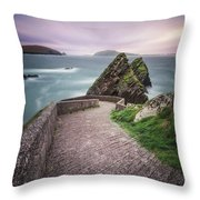 A Song For Ireland Throw Pillow
