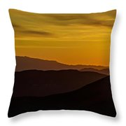 A Soul's Journey Throw Pillow