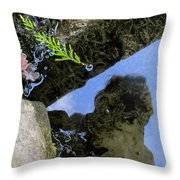 A Space For Healing Throw Pillow