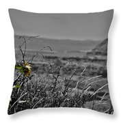 A Spark Of Innocence  Throw Pillow
