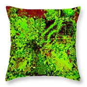 A Splash Of Battery Acid And It All Goes To Hell Throw Pillow