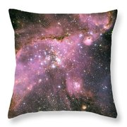 A Star-forming Region In The Small Throw Pillow