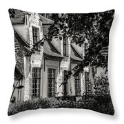 A Sweet Home Throw Pillow