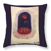 A Tale As Old As Time.... Throw Pillow