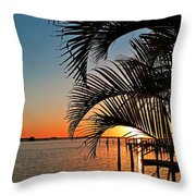 A Taste Of Tequila Throw Pillow