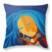 A Teacher's Love Throw Pillow