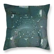 A Test Of Compatibility Throw Pillow