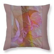A Thorn's Beauty Throw Pillow