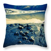 A Thousand Year Journey Throw Pillow
