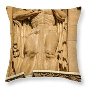 A Time After Time Throw Pillow