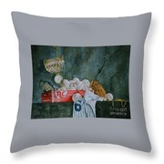 A Time Remembered Throw Pillow
