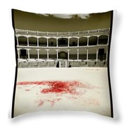 A Tradition Of Tragedy Throw Pillow