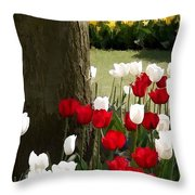 A True Love Found Throw Pillow