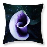 A Twist Throw Pillow
