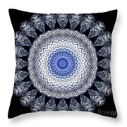 A Twist Of Silver 2 Throw Pillow
