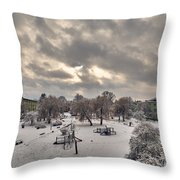 A Very Special Place Throw Pillow